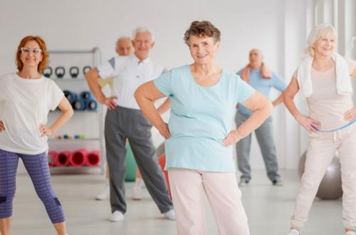 actividades físicas para la tercera edad